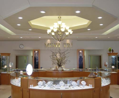 Interior Design Stores Interesting Of Jewelry Store Interior Design Picture